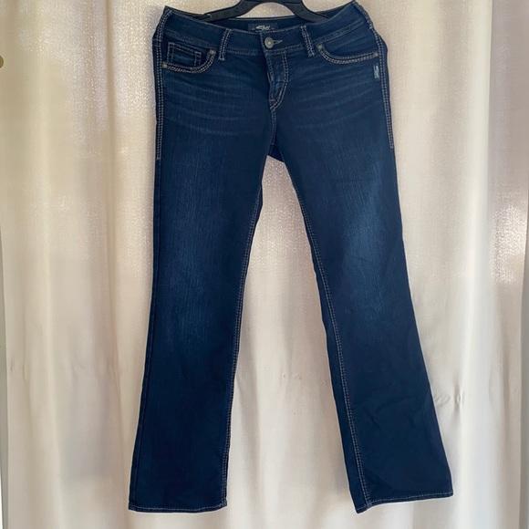 Silver Jeans Suki Mid Slim Boot 31/33
